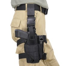 Universal Tornado Tactical Drop Leg Thigh Gun Holster Hunting Military Airsoft Glock Beretta Handgun Pouch Case Pistol Holsters