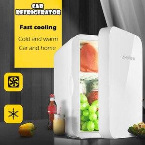 6л автомобильный холодильник автоматический мини-холодильник с морозильной камерой Frigobar летнее хранилище для мороженого Geladeira Portatil # YL5
