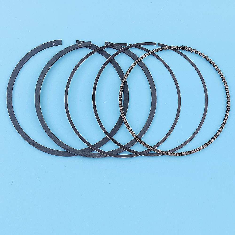 88mm Piston Ring Set Rebuild Kit For Honda GX390 GXV390 GX 390 13HP 190F Engine Generator Pump Pressure Washer Motor Parts