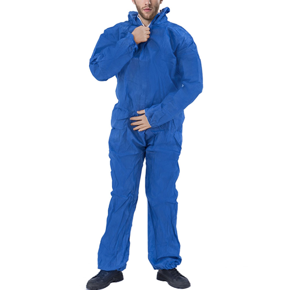 Reusable and Full Body Coverall Medical Protective Clothing for Protection from Viruses and Bacteria 5