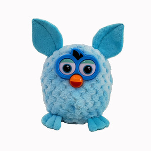 Image 2 - 15cm Electronic Pets Furbiness Talking Phoebe Interactive Pet Owl Electronic Recording Children Christmas Gift Action Figure Toy