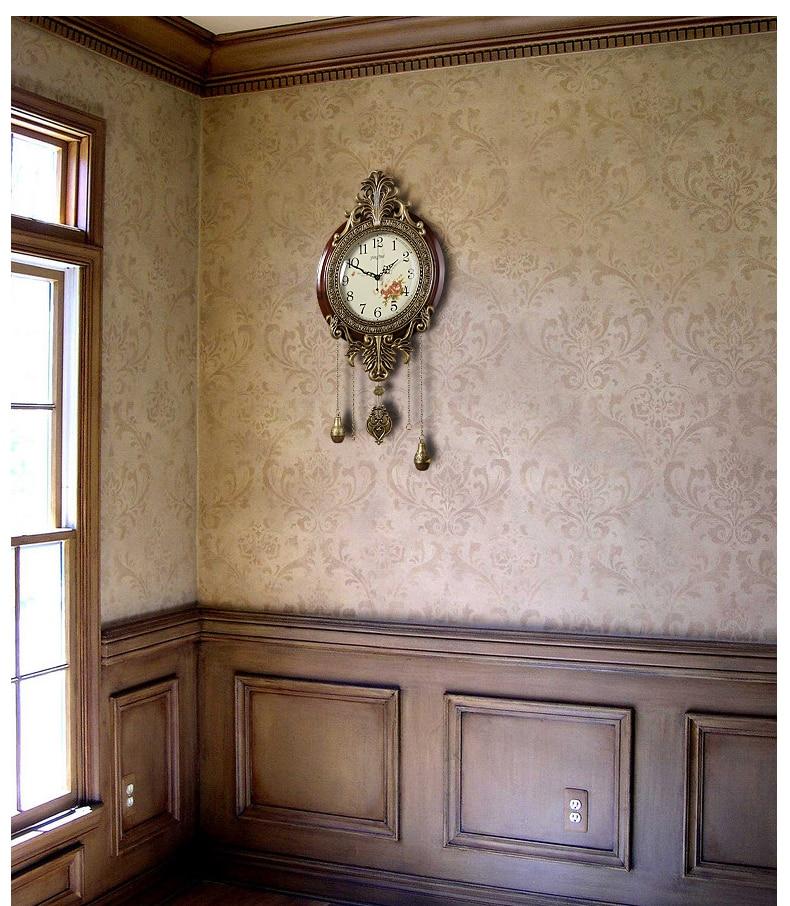 Schlafzimmer Grosse Antike Pendel Wanduhr Vintage Retro Moderne Wanduhren Wohnzimmer Uhr Dekoration Wanduhr Ii50bgz