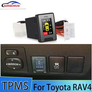 OBD TPMS tire pressure monitor