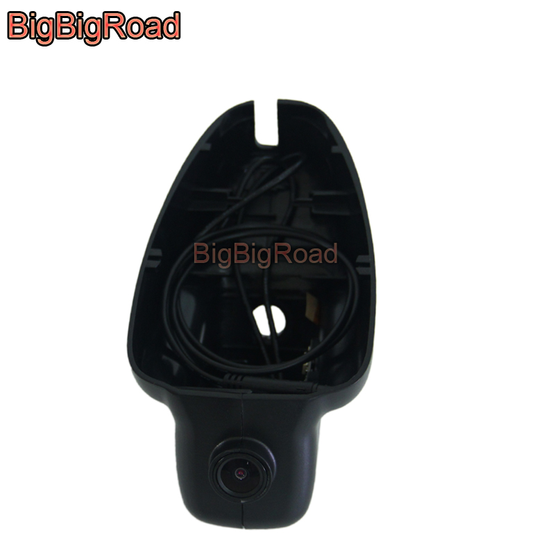 BigBigRoad For Land Rover Discovery 4 HSE 2012 2013 2014 2015 2016 / Range Rover Evoque 2012 2013 <font><b>Wifi</b></font> <font><b>Car</b></font> <font><b>DVR</b></font> Dash Cam <font><b>Camera</b></font> image