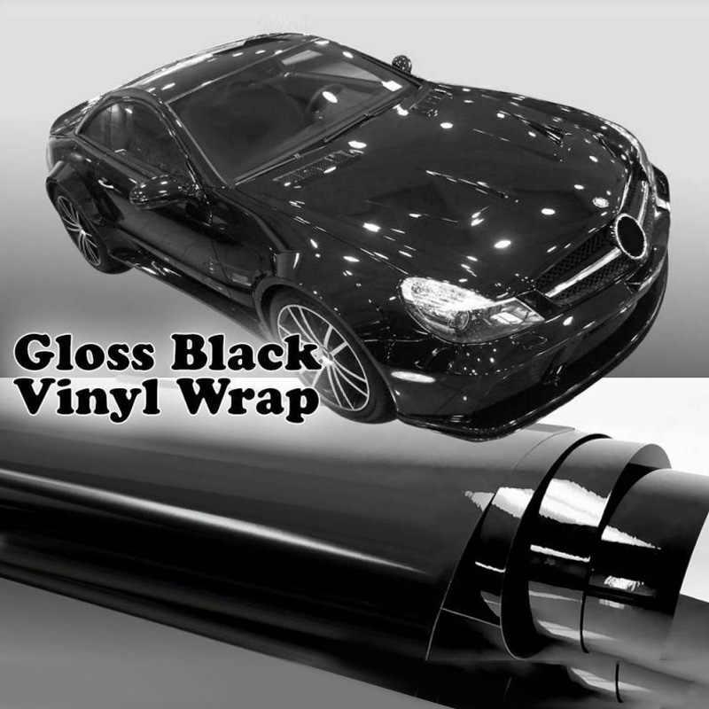 """. 7,8 """"x 60"""" Автомобильная виниловая пленка, 1 шт., водонепроницаемая, устойчивая к ультрафиолетовому излучению, без пузырьков, 152x20 см, высокое качество"""
