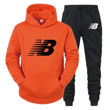 2021 hoodies casuais dos homens com capuz de lã + sapatos de corrida homem 3xl masculino
