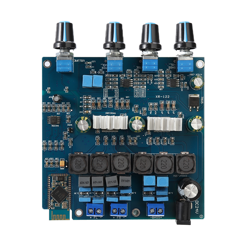 TPA3116 Digital Power Verstärker Board Kanal Stereo Klasse D HiFi Lautsprecher bluetooth Audio Empfänger Amplificador Abgeschlossen Boards