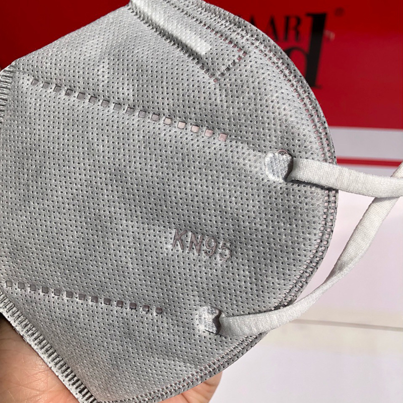 Reusable N95 Mask with Respiratory Valve Suitable for Dust Particles Influenza and Virus Protection 1