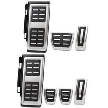 Автомобильный Стайлинг, спортивный топливный тормоз, Φ набор DSG для Seat Leon 5F MK3 для Skoda Octavia A7 для VW golf 7, автомобильные аксессуары