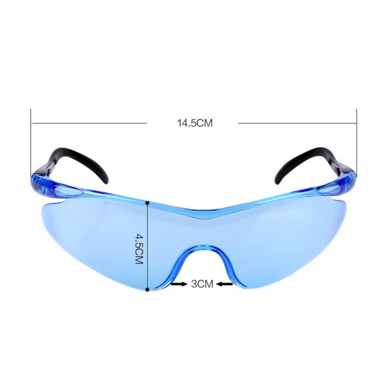 Children Safety Glasses Adult Protective Goggles Outdoor Windproof Dust-proof Eyewear Protection Glasses Lens Fast Delivery Hot