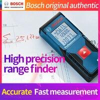 BOSCH Laser Afstandsmeter 25/30/40/50/70 Meter Elektronische Infrarood Volume Kamer Heerser Hoge precisie Meetinstrument-in Laser afstandsmeters van Gereedschap op