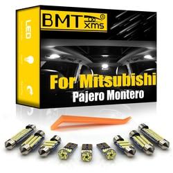 BMTxms For Mitsubishi Pajero Montero Shogun Sport 1 2 3 4 MK1 MK2 MK3 MK4 1990-2020 Canbus LED Interior Map Dome Indoor Light