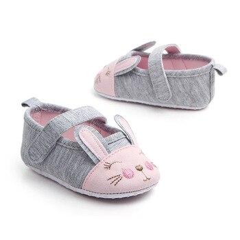 Sepatu Bayi Telinga Kelinci  5