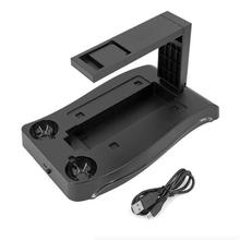 4 in1 PS VR 2 Generacji pionowy stojak PS4 VR okulary złącze zestaw do przechowywania 1XCB tanie tanio ANENG CN (pochodzenie) Laptop
