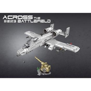 XINGBAO 06022 Military Arms World War 2 Rocket Gun Tank Building Blocks Bricks with Figure Blocks Model WW2 Toys Promotion