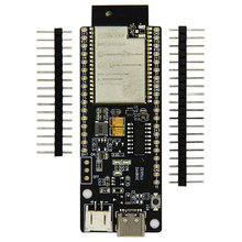 LEORY 3.3V ESP32 WIFI โมดูลบลูทูธ 4MB Development BOARD ขึ้นอยู่กับ ESP32 WROVER B Type C