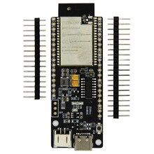 LEORY 3.3V ESP32 WiFi bluetooth Module 4 mo carte de développement basée sur ESP32 WROVER B type c