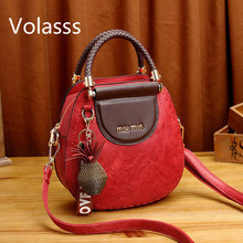 2020 High Quality Leather Woman Handbags Crossbody Bags Women Woman Single Shoulder Portable Bag Bolsa Feminina Handbag Bolsas