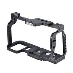 Aluminum Camera Cage Video Film Movie Quick Release Plate for BMPCC 4K 6K Support Dropshipping