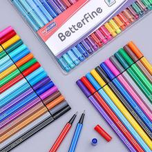 Journal Planner Pens Colored Pens Fine Point Markers Fine Tip Drawing Pens Porou