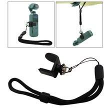 Sicherheit Seil Hängen Anti Drop Tragbaren Hand Outdoor Fotografie Nylon Kamera Wrist Strap Gimbal Schnalle Für DJI OSMO Tasche