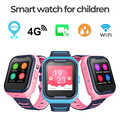 Children's Smart Watch Kids With GPS Watches Connected Smartwatch Fitness Waterproof Clock With Headphones Tracker Bracelet