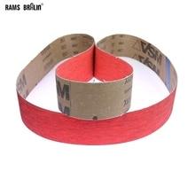 1 piece XK850X Ceramic Sanding Abrasive Belts for Superhard Steel Grinding