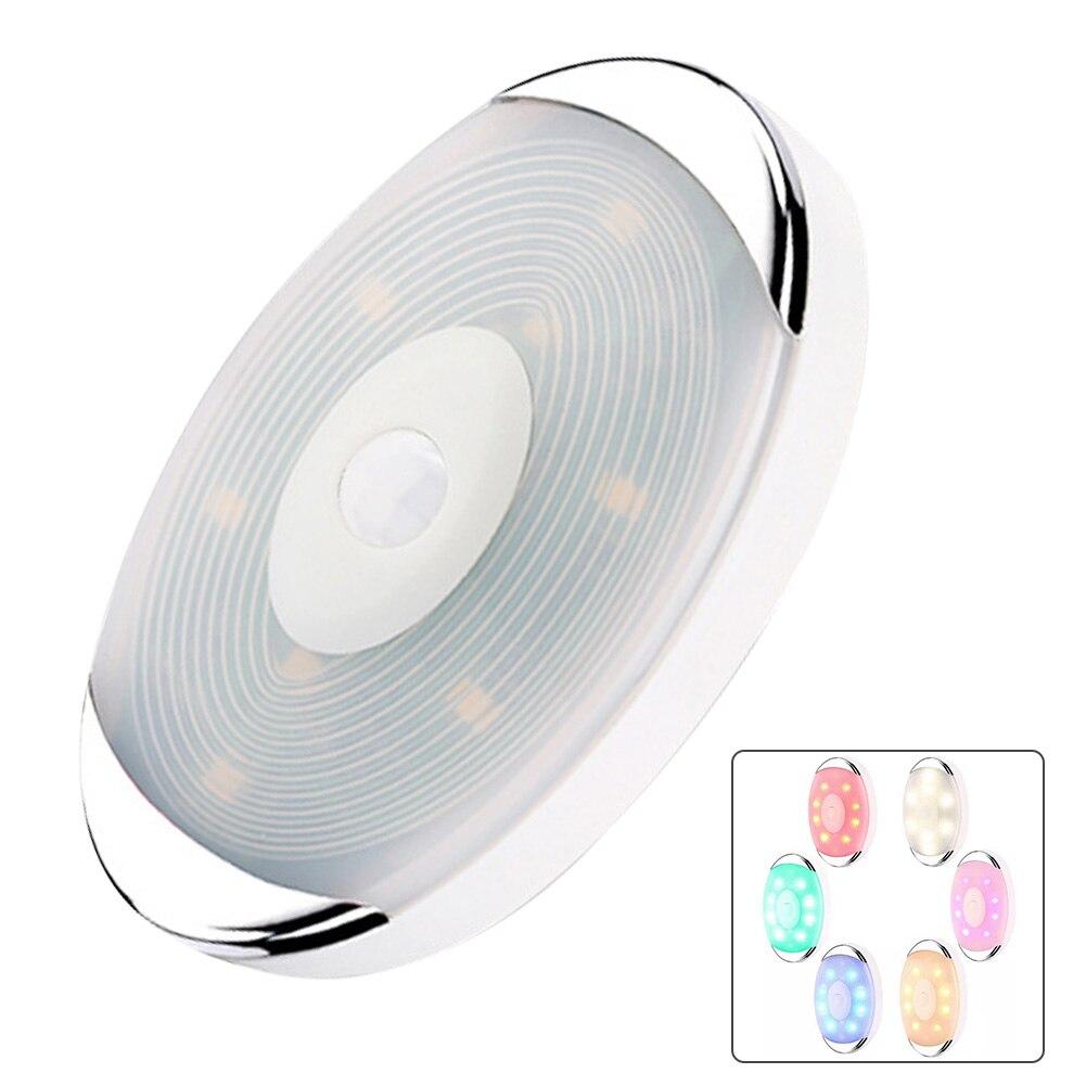 Interior 3D pasillo iluminación LED cocina escaleras autoadhesivas armario luz Universal batería alimentación dormitorio noche lámpara Macarons nórdico luces colgantes dormitorio moderno mesita de noche comedor lámpara colgante Bar/café individual accesorios de iluminación creativa