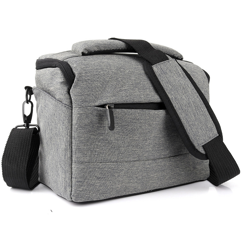 DSLR Camera Bag Backpack Lowepro Polyester Shoulder Bag Insert Waterproof Photography Photo Case For Canon Nikon Sony Lens Pouch image