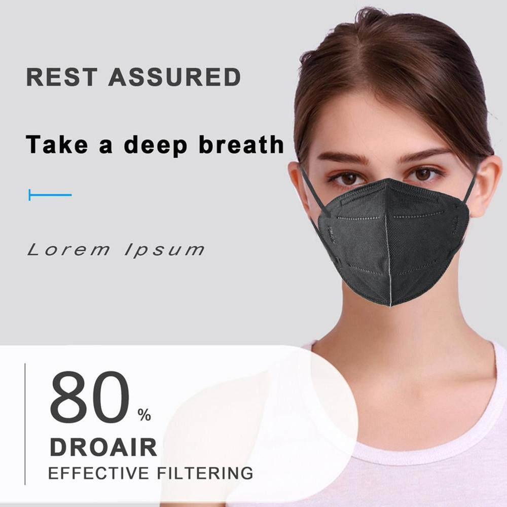 N95 MASK  Anti-PM2.5 Pneumonia Influenza Protection Dust Pollution Mask