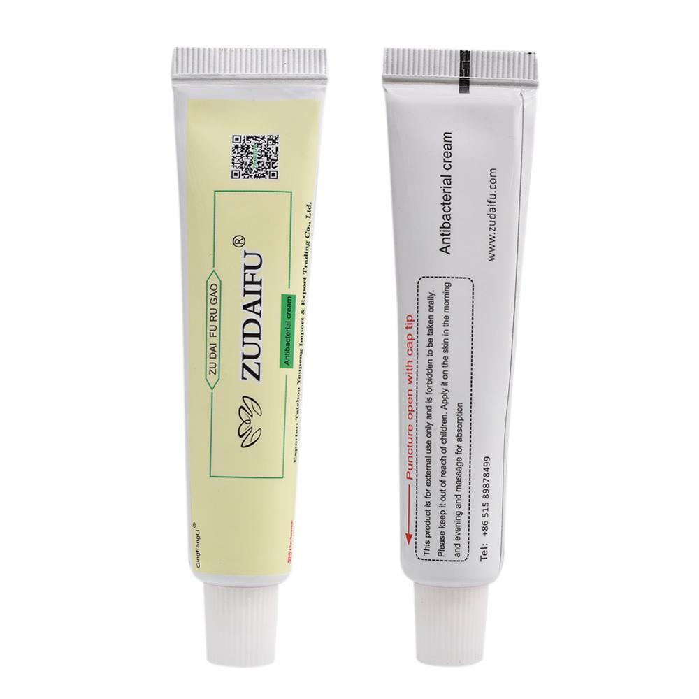 Image 4 - 12Pcs zudaifu Psoriasis Skin Cream Eczema Psoriasis Allergic Neurodermatitis Ointment Bacteriostatic NO Retail Box-in Massage & Relaxation from Beauty & Health