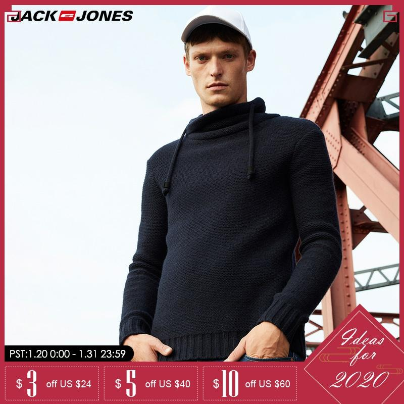 JackJones Mens Winter Turtleneck Sweater |218325508