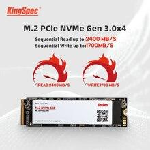 KingSpec SSD M2 nvme 120gb 240gb 500gb M2 SSD 1TB 2TB pcie NVMe 2280 PCIE SSD M.2 HDD PCIe Internal Hard Drive For Laptop MSI(China)