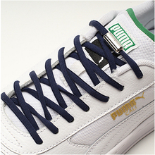 Shoe Laces Sneakers No-Tie-Locking Round 19-Colors Kids Adult 1pair Semicircle
