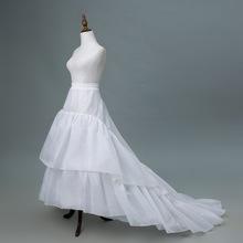 SERMENT Underskirt Dress Bride Marriage Mermaid  Multilayer Steel Ring Bone Skirt Elasticated Skirt Wedding Accessories