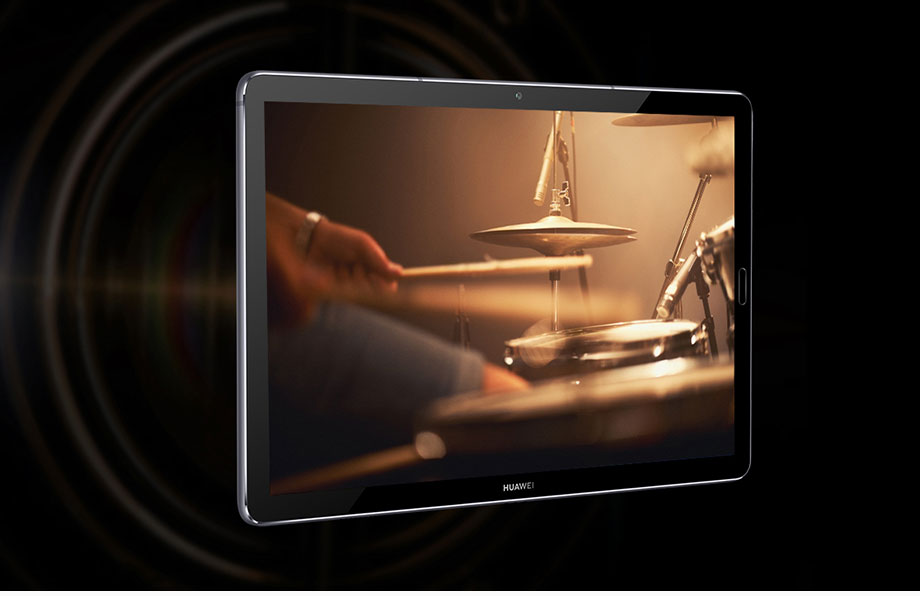 Huawei Mdiapad M6 Tablet Android 10.8 inch WIFI table PC  Kirin 980 Octa Core Android 9.0 Google play 7500mAh Fingerprint ID (6)
