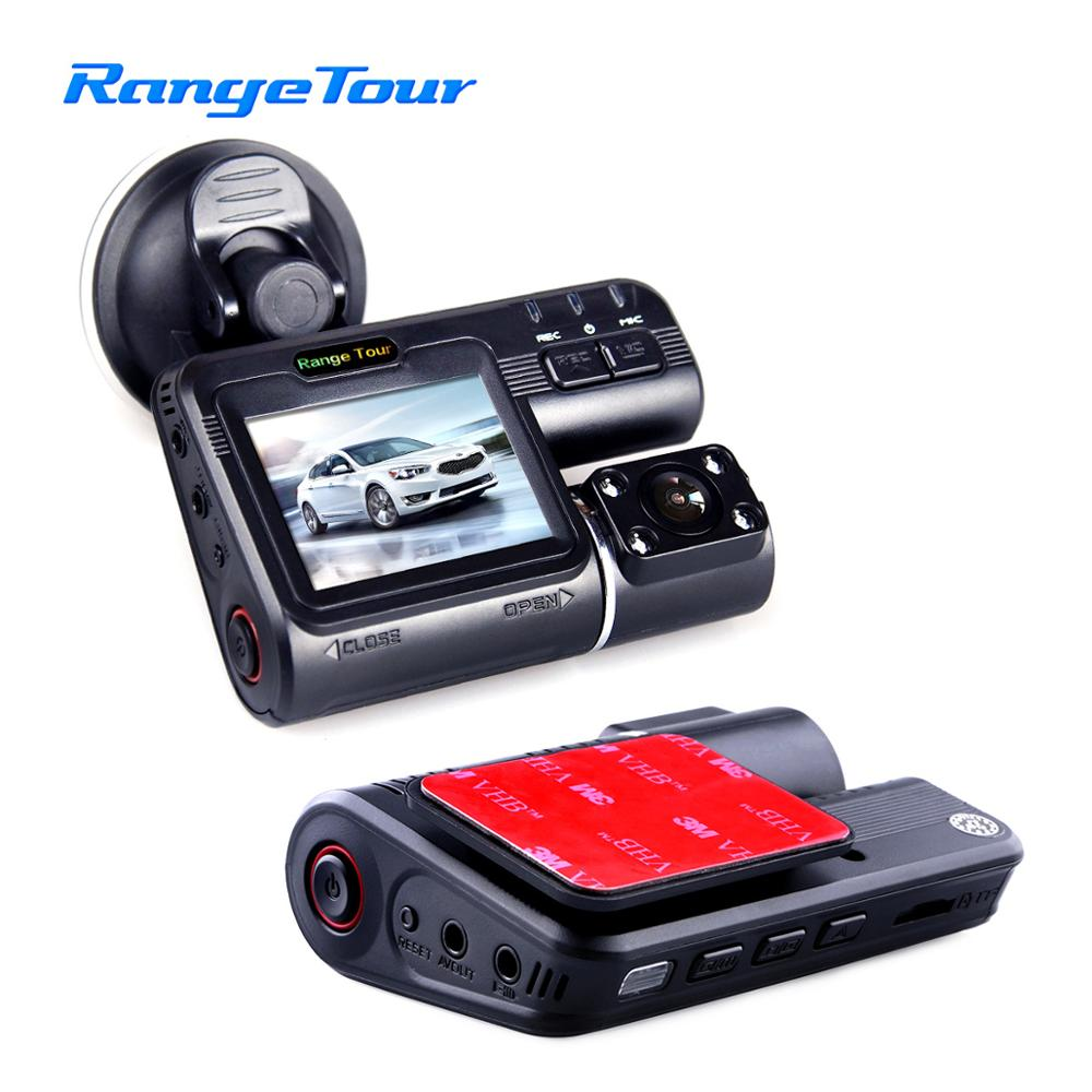 Image 2 - Range Tour Dash Cam  Car DVR Camera  i1000  HD 1080P Dashboard  Dashcam Video Recorder Camcorder G Sensor Motion Detection-in DVR/Dash Camera from Automobiles & Motorcycles