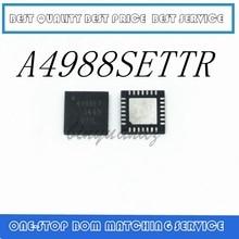 5PCS 10PCS 20PCS a4988settr t 3D printer chip driver: A4988 QFN28 original Product  4988ET A4988SETTR T A4988ET QFN28