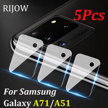 5Pcs Camera Lens Voor Samsung Galaxy A71 A51 A31 Gehard M31S M31 S20 Plus Lens Protector Glas Galaxy A21s a71 Note 20 Ultra(China)