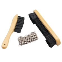 Wiping Rod Set Brush Straight Brush Pool Table Cleaning Tool Snooker Cleaning Tool Billiard Accessories