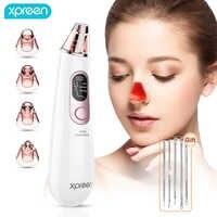 Mitesser entferner, Hautpflege Poren Vakuum Akne Pickel Entfernung Vakuum Saug Werkzeug Gesichts Diamant Dermabrasion Maschine Gesicht Sauber