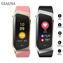 E18 smart watch Fitness Activity Tracker Blood Pressure Heart Rate Monitor Smart Bracelet Waterproof Sport Band mi band 4