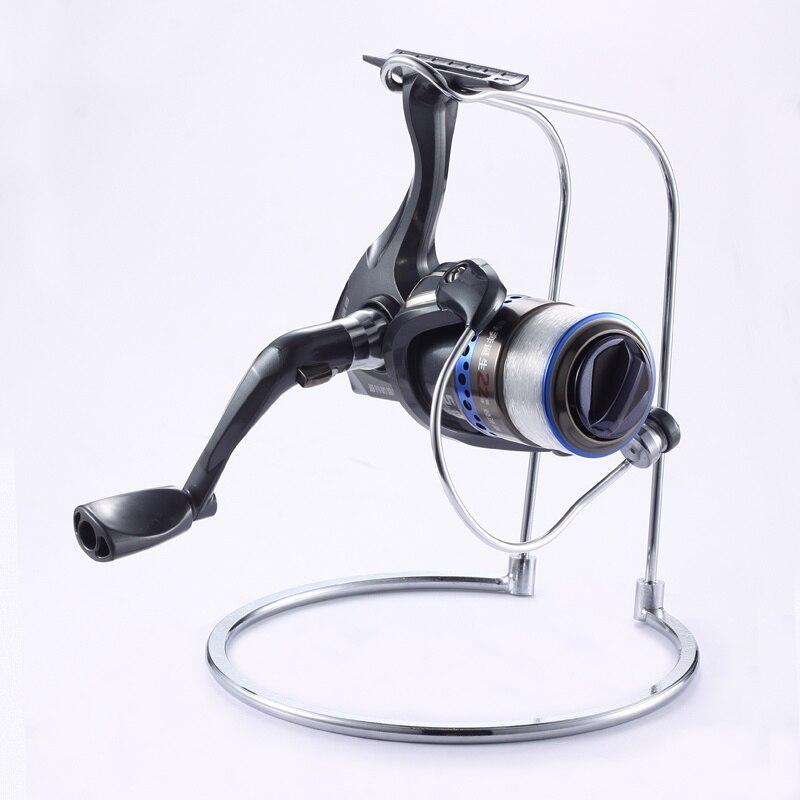 Fishing Reel Gear Stand Carp Fishing Reel Holder Spinning Reel Rack Fishing Reel Accessorie Fish Tackle2