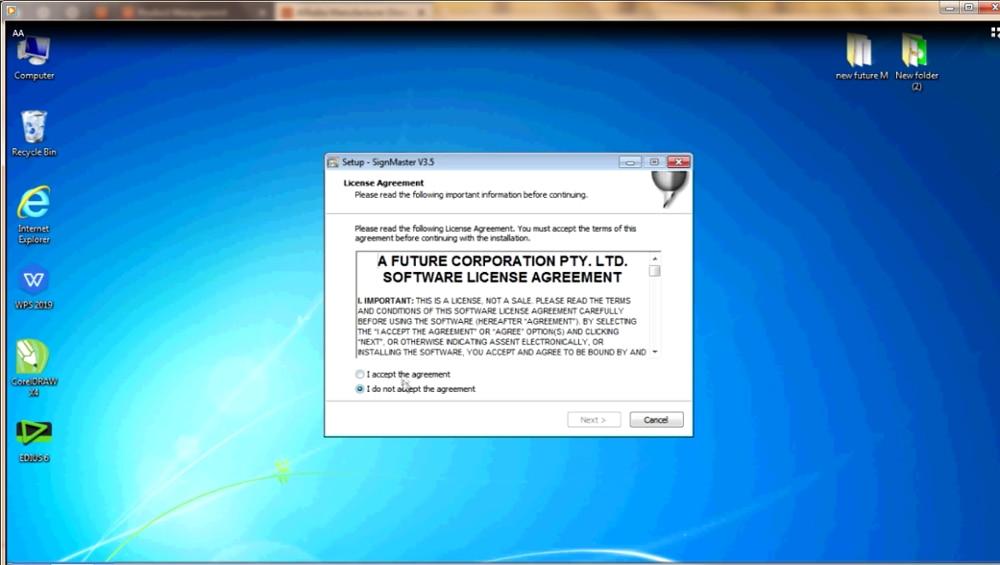 Signmaster Software