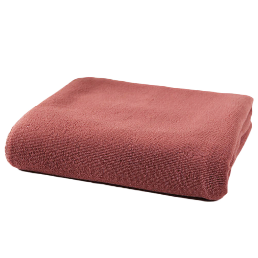 Water Absorbent Towel Microfiber Cloth Soft Car Washing Solid Drying Hand Towels Cleaning RV Parts Accessories