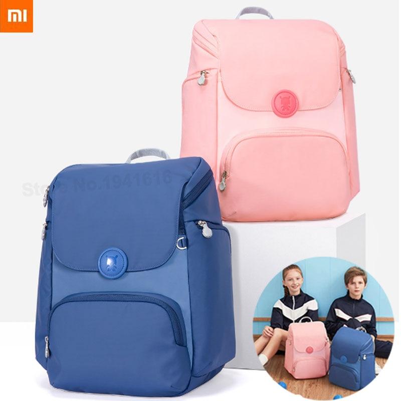2020 New Original Xiaomi MITU Cute Student Children Backpack 3 Durable Anti-Scratch School Bag Durable Children Backpack