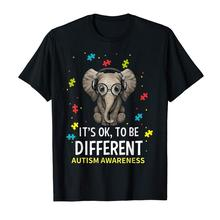 It'S Ok To Be Different Elephant Autism Awareness Wholesale