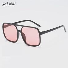 New Sunglasses Retro Trend Big Frame Glasses Hot Sunglasses