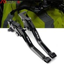 For YAMAHA Tmax Tech Max TMAX 560 2019 2020 CNC Aluminum New Adjustable 3D Rhombus Motorcycle Brake Clutch Levers