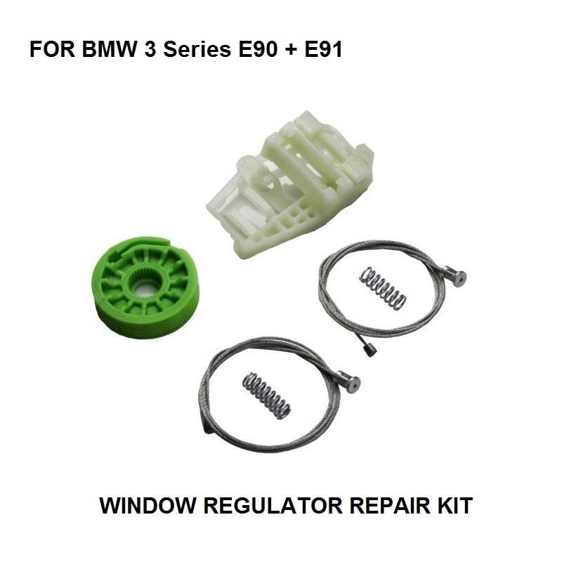 JAGUAR X TYPE WINDOW REGULATOR REPAIR KIT 4//5 DOORS FRONT RIGHT 1999-2009